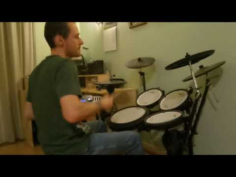 Ryan playing to 'Give It Way' by Red Hot Chilli Peppers