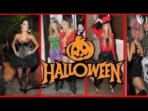 Halloween Estrella Hollywood 2017-2017, La Mejor Celebridad Disfraces De Halloween De 2017