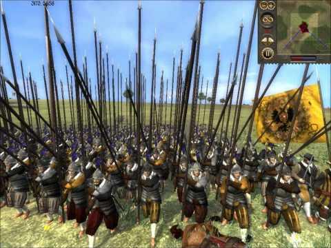 The Battle of Breitenfeld