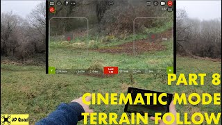 Tello FPV Cinematic Video & Follow Terrain App Update Video