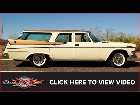 1957 Dodge Spectator Wagon (SOLD)