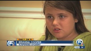 Student suspended for recording teacher