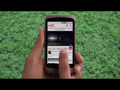 New YouTube Mobile Site Puts YouTube App To Shame