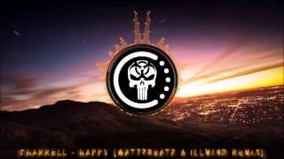 Pharrell Williams - Happy (wattzbeatz & !llmind Trap Remix)