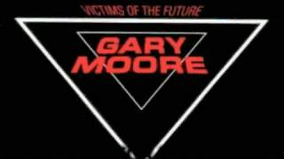 Gary Moore - Empty Rooms - Victims Of The Future