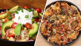 9 Crunchy And Cheesy Nacho Recipes • Tasty