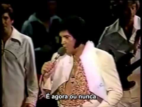Legends of Music: Elvis Presley > It´s Now Or Never > Video Legendado