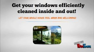 Window Cleaning Atlanta (770) 285-7095