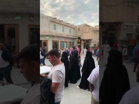 Nação invadindo o Qatar ! o Mundo é nosso !