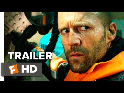 The Meg Trailer #1 (2018)