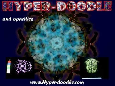 Video of Hyper-doodle