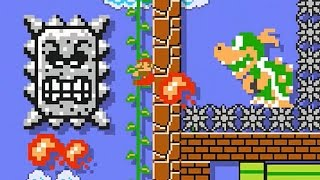 Super Mario Maker - Extremely Hard Japanese Level