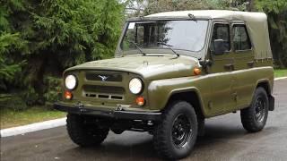 Техника с консервации в России УАЗ 469 1987-1993 Продажа списанной военной техники