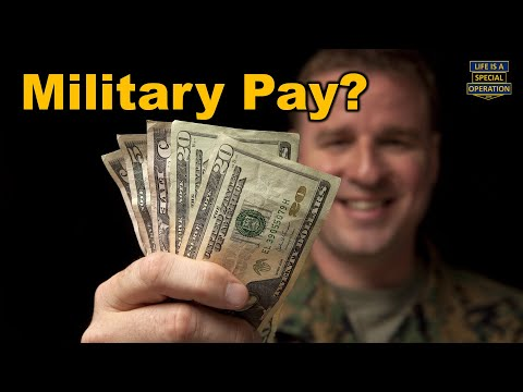 US Military Pay (All Branches)  Everything You Need to Know