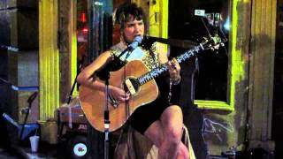 "Tasche De La Rocha plays ""He's Funny That Way"" LIVE in The Marigny, New Orleans, 5-3-2015"