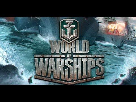 WorldOfWarships 1 серия