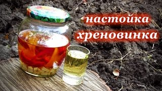 Настойка Хреновинка
