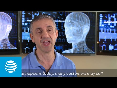 AT&T's Mazin Gilbert Describes How AI Will Help Security in Networks