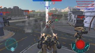 WAR ROBOTS - НОВАЯ ЭРА
