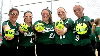 Dock softball - The Hall of Fame Class of 2015
