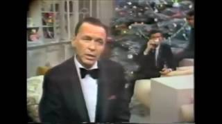 "Frank Sinatra on The Dean Martin Show - ""Have Yourself A Merry Little Christmas"" - LIVE - CHRISTMAS"