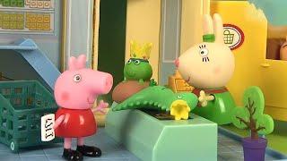 Peppa Pig Fait Les Courses Epicerie Supermarché Jouets Et Figurines