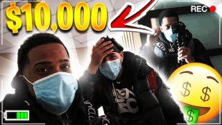 $10,000 SHOPPING SPREE! | LA Vlog