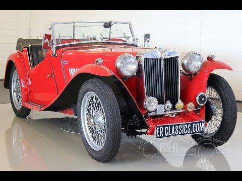 1948 MG TC for Sale - CC-1017133