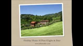 preview picture of video 'Holiday Homes Al Pino Giglio & Ibis'