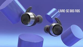 Video 1 of Product JBL Reflect Flow True Wireless Sport Headphones