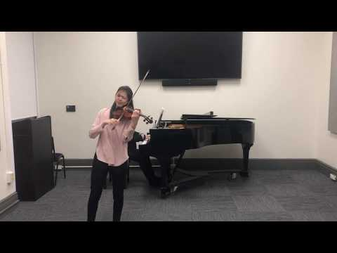 Elgar Violin Concerto First Movement