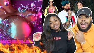Chris Brown   Wobble Up (Audio) Ft. Nicki Minaj, G Eazy   REACTION!!!