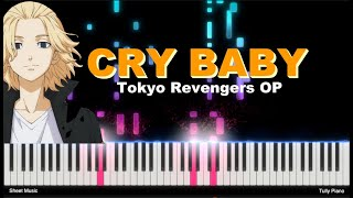 Tokyo Revengers OP_Cry Baby by Official髭男dism