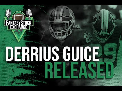 Breaking News: Derrius Guice Released – 2020 Fantasy Football Impact