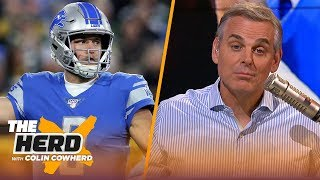Lions' MNF loss to Packers was due to Stafford's shortcomings — not officiating   NFL   THE HERD