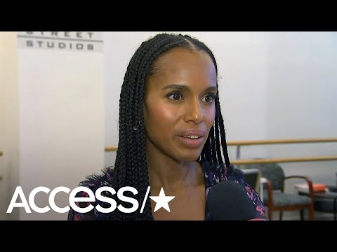 , title : 'Kerry Washington On The Serena Williams Controversy: The Men Should Pay Her Fine | Access'