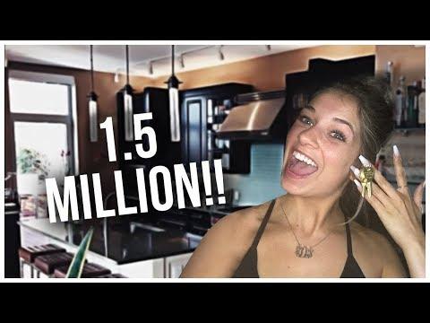 My NEW DREAM HOME!!! ($1.5 Million) | Vlogmas Day 5