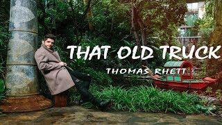 Thomas Rhett   That Old Truck (Lyric Video)