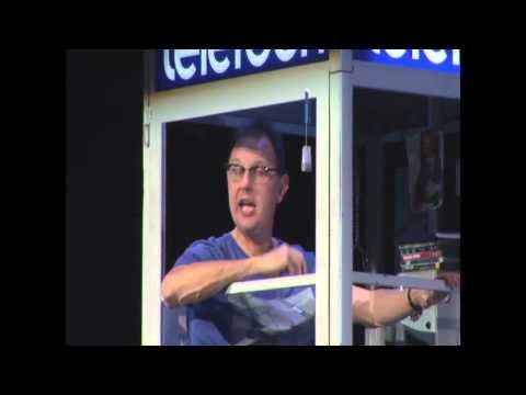 Brabantse cabaretier Mark van de Veerdonk speelt in uitverkochte Meerpaal