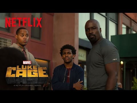 Luke Cage Season 2 Clip 'Luke Cage Carries the Weight of Harlem'