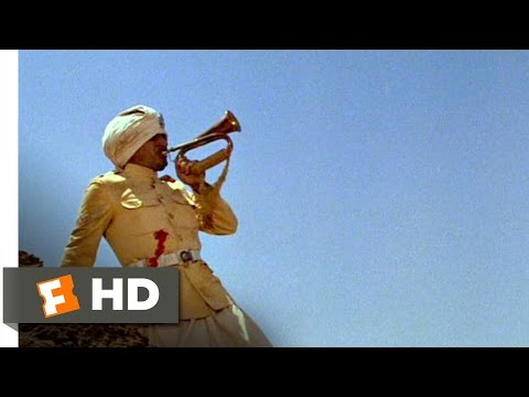 The Party (1/11) Movie CLIP - The Bugler Who Wouldn't Die (1968) HD