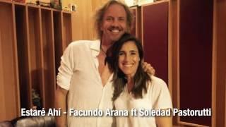 Facundo Arana ft Sole Pastorutti- Estaré Ahí