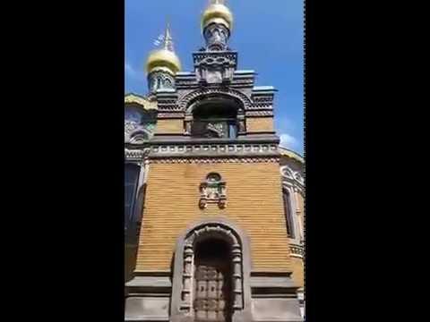 Каменная церковь успенский собор