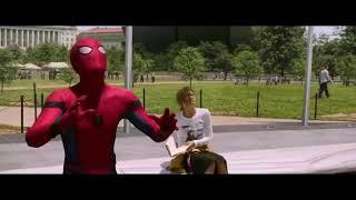 Gambar cover Heroes tonight spiderman homecoming