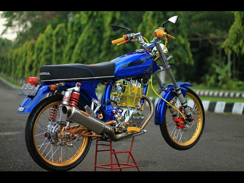 Modifikasi Honda CB. Inspirasi. Mp3