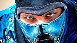 Mortal Kombat Movie 2016  HD