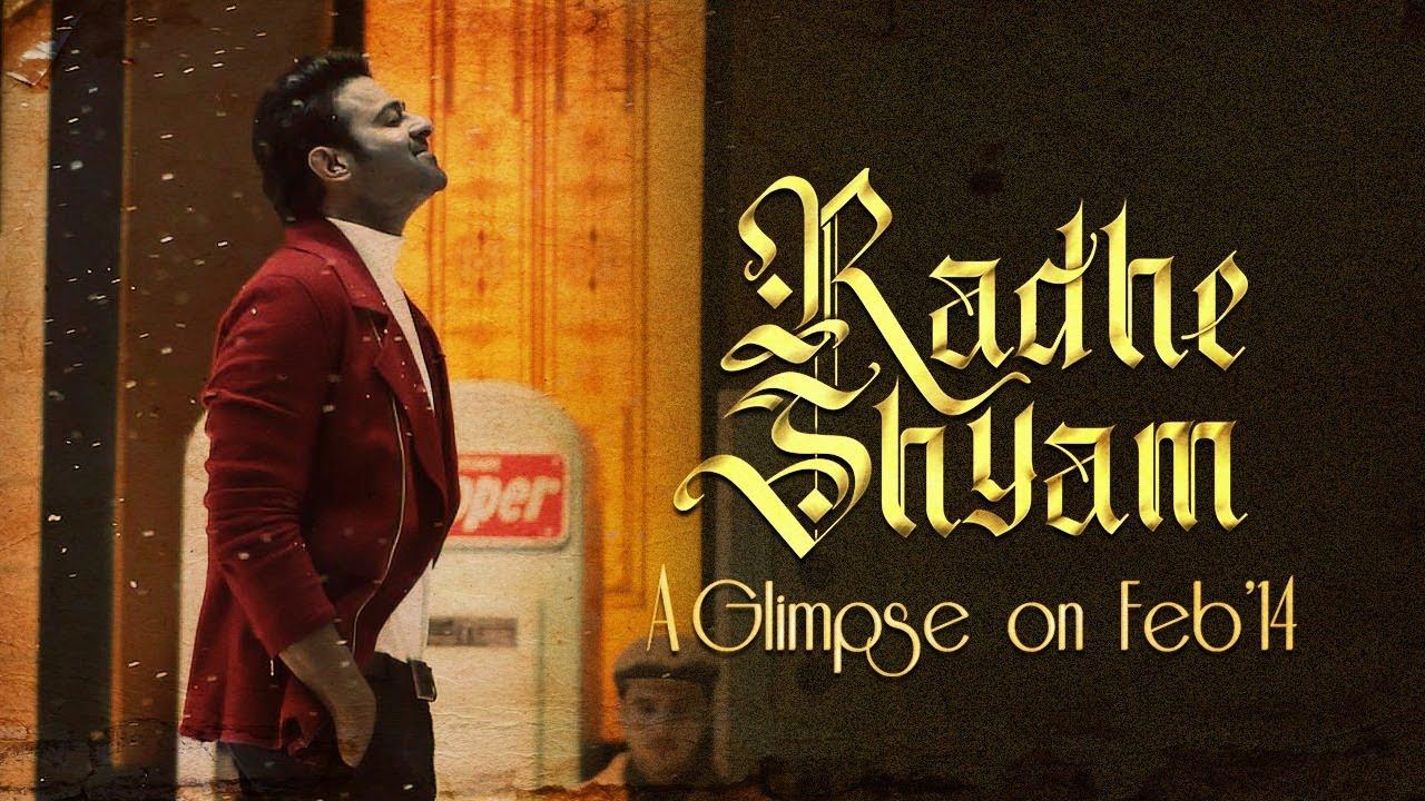 Pre Teaser of Radhe Shyam