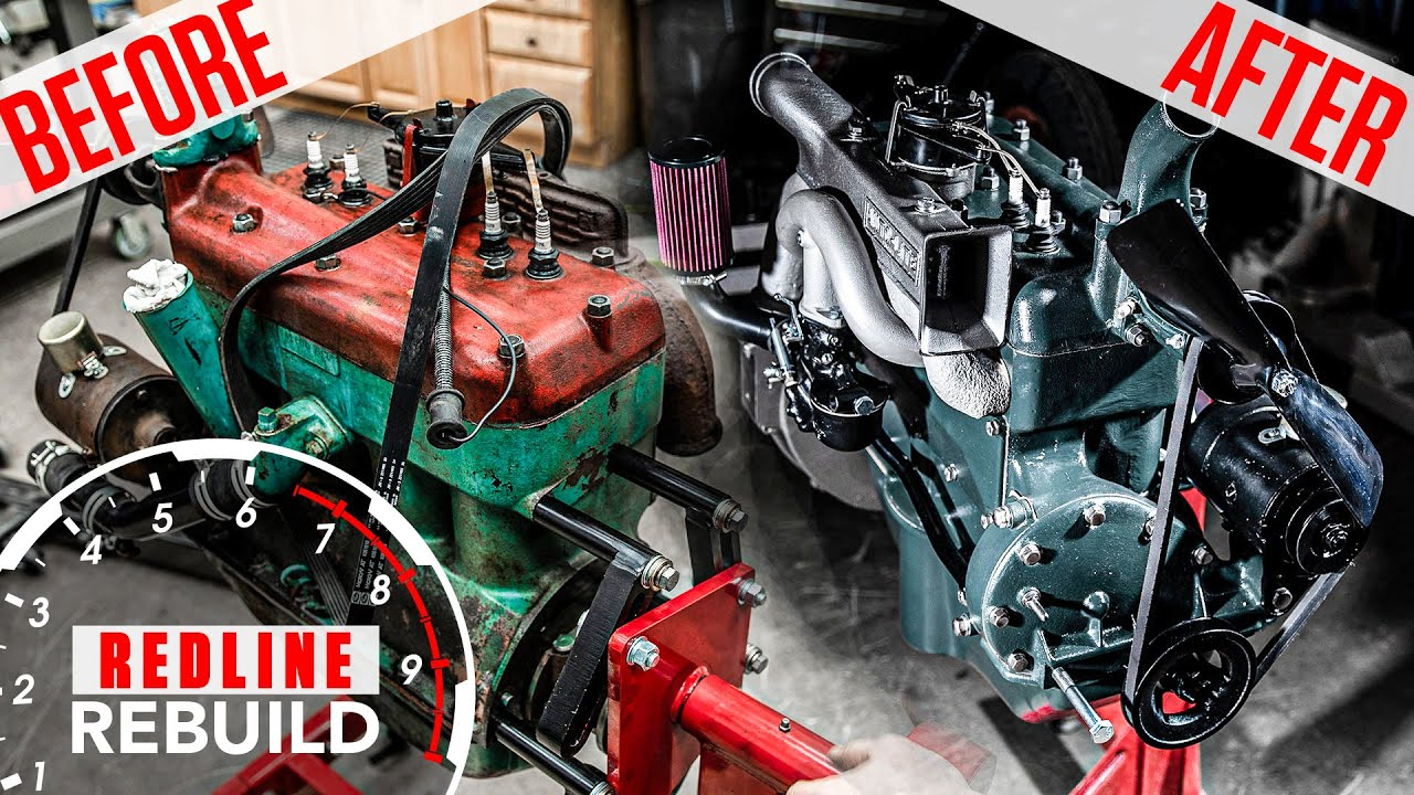 Redline Rebuild: Reviving our Ford Model A for the second time