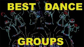 """O.M.G! Top 7 """"MIND BLOWING Dance Groups"""" EVER On America"""