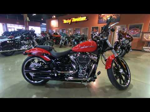 2020 Harley-Davidson Breakout 114 FXBRS
